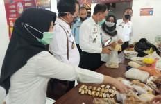 Lihat, Tahu Goreng Isi Ganja di Lapas Malang, Siapa yang Kirim? - JPNN.com