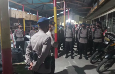 Polsek Sungai Pagu Diserang, Puluhan Brimob Dikerahkan ke Solok Selatan - JPNN.com
