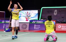 BWF World Tour Finals: Greysia/Apriyani Luar Biasa - JPNN.com