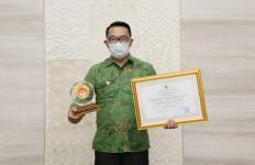Ridwan Kamil Bawa Jabar Mendapat Poin Tertinggi dalam Anugerah Meritokrasi - JPNN.com