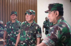 Profil Letjen TNIGanip Warsito, Kasum TNI Berpengalaman di Bidang Infanteri - JPNN.com