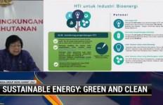 Menteri Siti Dorong Pengembangan Hutan Tanaman Industri untuk Bioenergi - JPNN.com