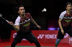 Tentang Anak Ahsan dan Jadwal Semifinal BWF World Tour Finals - JPNN.com
