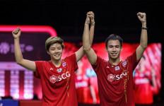 Fantastis! Akhirnya Thailand Punya Juara di BWF World Tour Finals - JPNN.com