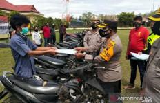 Terima Kasih Pak Polisi karena Telah Menemukan 245 Motor Curian - JPNN.com