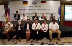 Kongres ke-IX Perhimpunan Alumni Jerman Pilih Jenny Widjaja jadi Ketum - JPNN.com