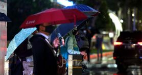 BMKG Prediksi Cuaca Buruk Melanda DKI Jakarta Siang Ini