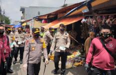 Irjen Fadil Imran Mendadak ke Pasar Kalibata, Apa yang Dicari? - JPNN.com