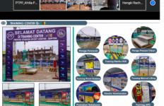 PT PP Lakukan Project Visit Virtual Proyek Stadion Banten - JPNN.com