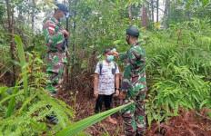 18 PMI Non-Prosedural Tepergok Satgas TNI di Perbatasan RI-Malaysia, Begini Penampakannya - JPNN.com
