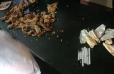 Kisah GI dan IBPS Bawa Sale Pisang Berisi Narkoba untuk GA - JPNN.com