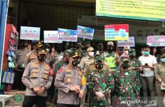Mayjen Dudung dan Irjen Fadli Turun Langsung Kampanye Jakarta Bermasker - JPNN.com