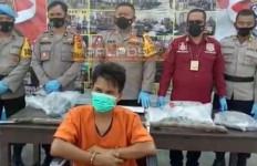 Satu Tahun Buron, Tatak Irawan Akhirnya Diringkus, Terima Kasih, Pak Polisi - JPNN.com