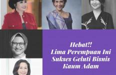 5 Wanita Ini Sukses Menggeluti Bisnis Kaum Adam - JPNN.com