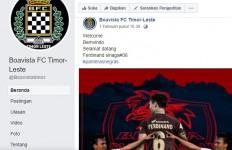 Ferdinand Sinaga Resmi Gabung Klub Timor Leste - JPNN.com