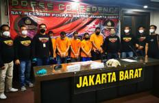 5 Pelaku Begal Sadis di Jakarta Barat Ditangkap, 3 Masih Diburu - JPNN.com