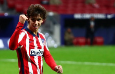 Felix Terpapar, Atletico Madrid Cemas! - JPNN.com