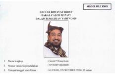 Penetapan Bupati Sabu Raijua Diminta Dibatalkan - JPNN.com