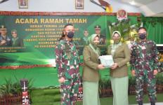 Brigjen TNI Bangun Pimpin Acara Tradisi Korps dan Sertijab Dandim 1707/Merauke - JPNN.com