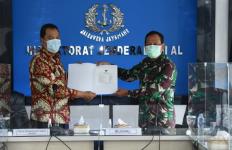 Bersinergi dengan BPK RI, TNI AL Bertekad Pertahankan Opini WTP - JPNN.com