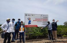 Pertamina dan SKK Migas Turut Menanam Cemara Laut di CMBR Lembung Paseser - JPNN.com