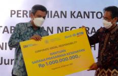 BTN Salurkan Bantuan Rp1 Miliar kepada Lingkungan Kampus - JPNN.com