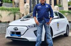 Dorong Penggunaan Kendaraan Listrik, Bamsoet Jadikan Mobil Listrik Hyundai Official Car IMI - JPNN.com