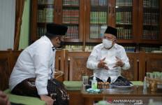 Ulama Karismatik Terharu Dikunjungi Menag Gus Yaqut, Sampaikan Nasihat Penting - JPNN.com