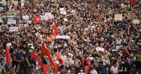 Negara Tak Berbuat Apa-Apa, Masyarakat ASEAN Sampaikan Dukungan untuk Rakyat Myanmar