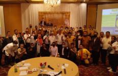 Hasnaeni: Partai Emas Segera Didaftarkan di Kemenkumham - JPNN.com