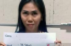 Mbak NA Simpan Barang Terlarang dalam Bra dan Pembalut, Tetap Saja Ketahuan Polisi - JPNN.com