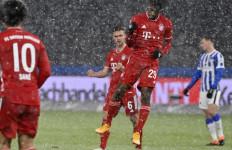 Bayern Tetap Unggul dari Leipzig, Frankrut Kembali Rebut Posisi Keempat - JPNN.com