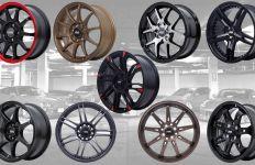 HSR Wheel Rilis Pelek Bagi Penggemar Modifikasi JDM - JPNN.com
