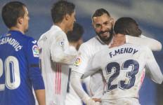 Real Madrid Gusur Barcelona - JPNN.com