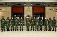 KSAL Melepas 8 Purnawirawan Pati TNI AL Termasuk Mayjen Marinir Budi Purnama - JPNN.com