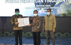 Gus Menteri Kukuhkan Kepengurusan Pertides, Panut Mulyono Jabat Ketua Umum - JPNN.com