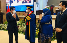 Sultan: Selamat dan Sukses Kepada Profesor Muhammad Syarifuddin - JPNN.com