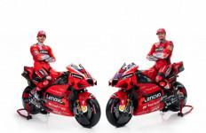 Miller dan Bagnaia Sudah tak Sabar Geber Ducati Desmosedici GP 2021 - JPNN.com