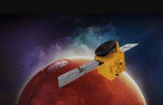 Wahana Uni Emirat Arab Tiba di Planet Mars, AS dan Tiongkok Ketinggalan - JPNN.com