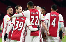 Ajax Melaju ke Semifinal Piala KNVB Gegara Gol Haller - JPNN.com