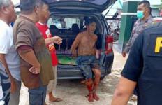 Bripka Ronald Kena Sabetan Parang, Kapolsek Selamat, Dor Dor Dor - JPNN.com
