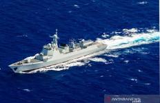 Latihan Militer Bersama Rusia dan AS, China Kerahkan Kapal Perusak Radar - JPNN.com