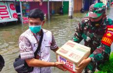Wilayah Pantura Kebanjiran, BRI Gerak Cepat Salurkan Bantuan - JPNN.com