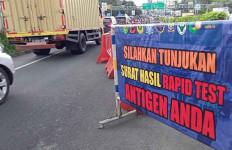 Puncak Bogor Diserbu Wisatawan - JPNN.com
