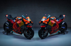 KTM Luncurkan Motor Untuk Menantang MotoGP 2021 - JPNN.com