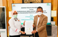 Pegadaian Gandeng KADIN DKI Jakarta - JPNN.com