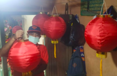 Pandemi Covid-19, Pengusaha Pernak-Pernik Imlek Bangkrut - JPNN.com