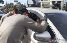 63 Kendaraan Didenda Rp 50.000 karena Langgar Ganjil Genap di Kota Bogor - JPNN.com