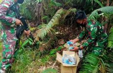 Lihat, Satgas Pamtas Yonif 642 Temukan 2 Kotak Mencurigakan di Perbatasan RI-Malaysia - JPNN.com