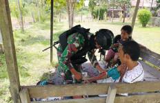 Semoga Amal Baik Ini Makin Meningkatkan Citra TNI di Masyarakat, Amin - JPNN.com